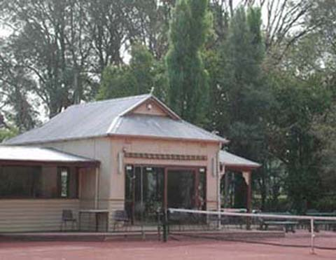 Fitzroy Heritage Clubhouse